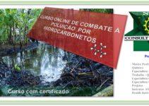 CURSO DE COMBATE À POLUIÇÃO POR HIDROCARBONETOS