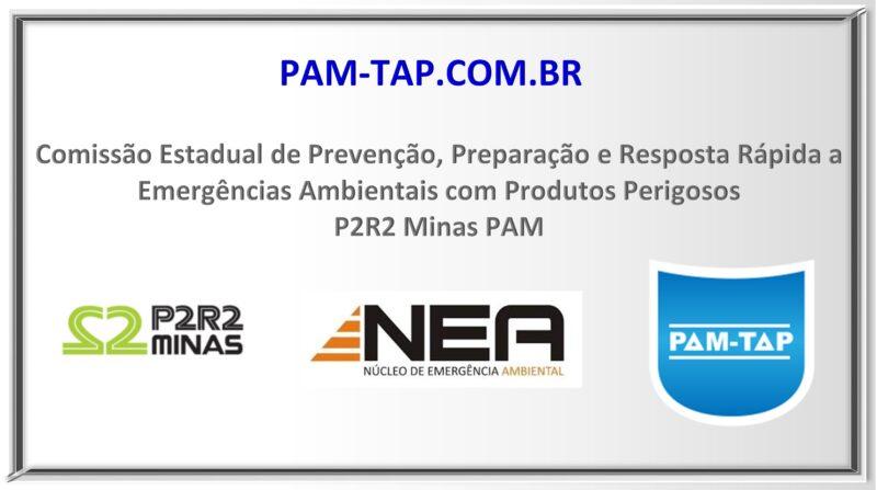 P2R2 Minas – Comissão Estadual de Prevenção, Preparação e Resposta Rápida a Emergências Ambientais com Produtos Perigosos