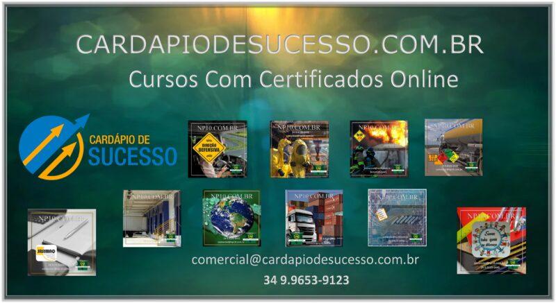 Cursos Profissionalizante Online Com Certificado